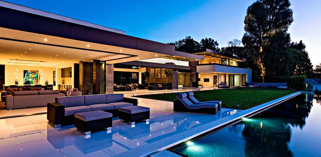 las inmobiliarias de lujo de barcelona